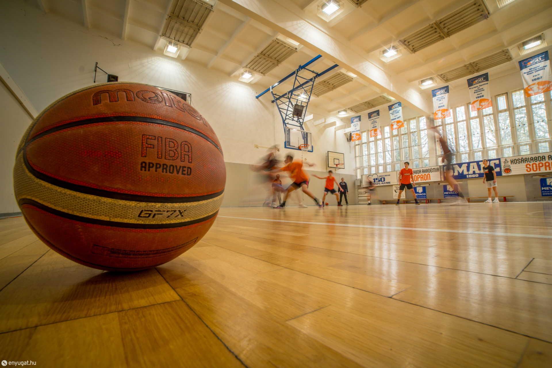 Otthonra találnak a Soproni Sportiskola Kosárlabda Akadémia versenyző csapatai.