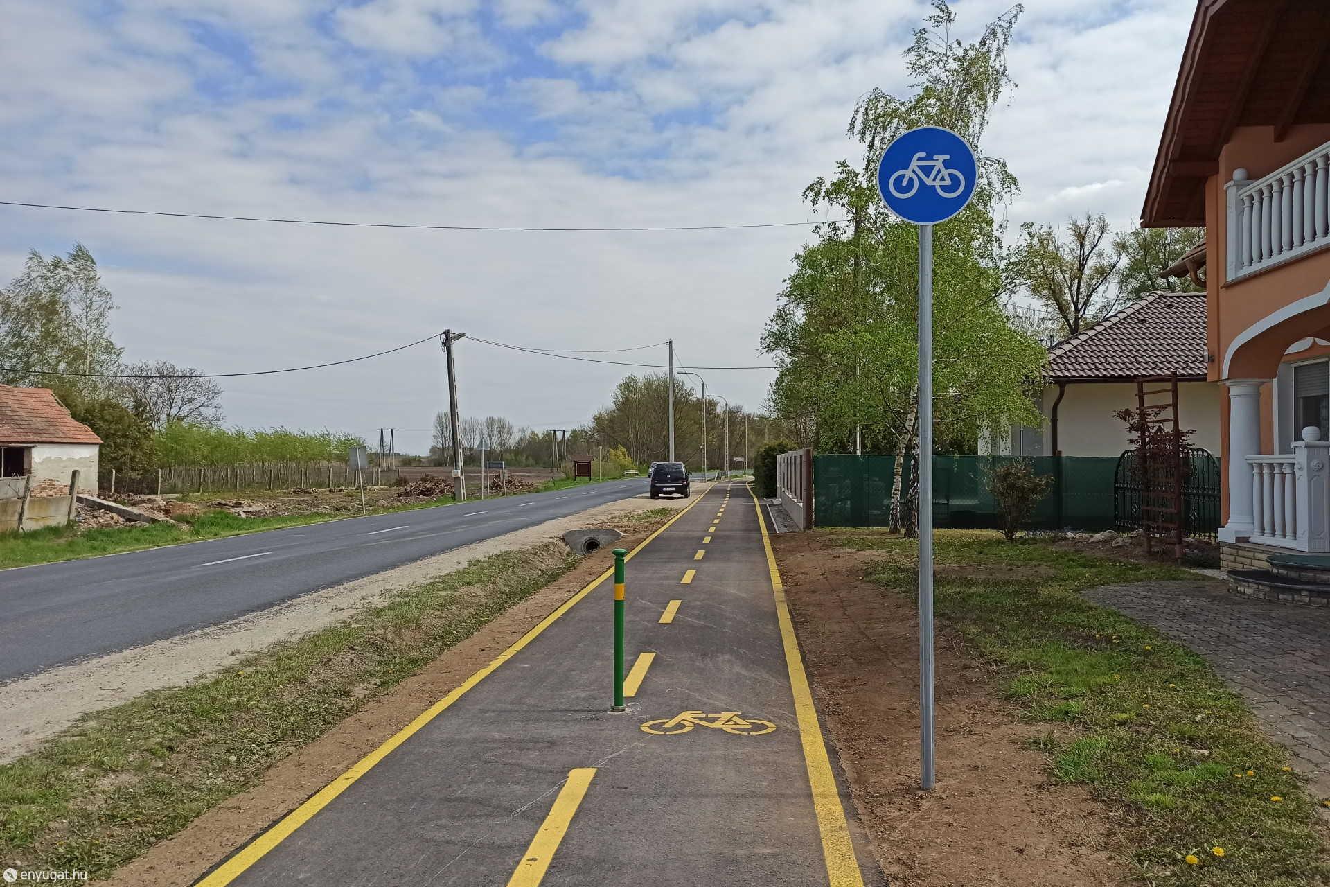 Kerékpáros feljesztések a Fertő-tájon