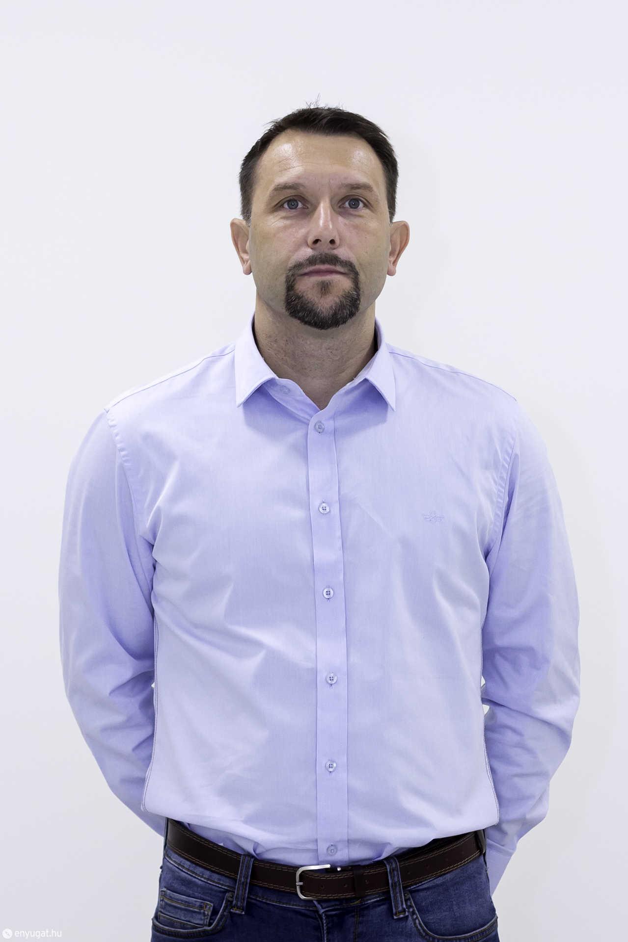 Pojbics Szabolcs