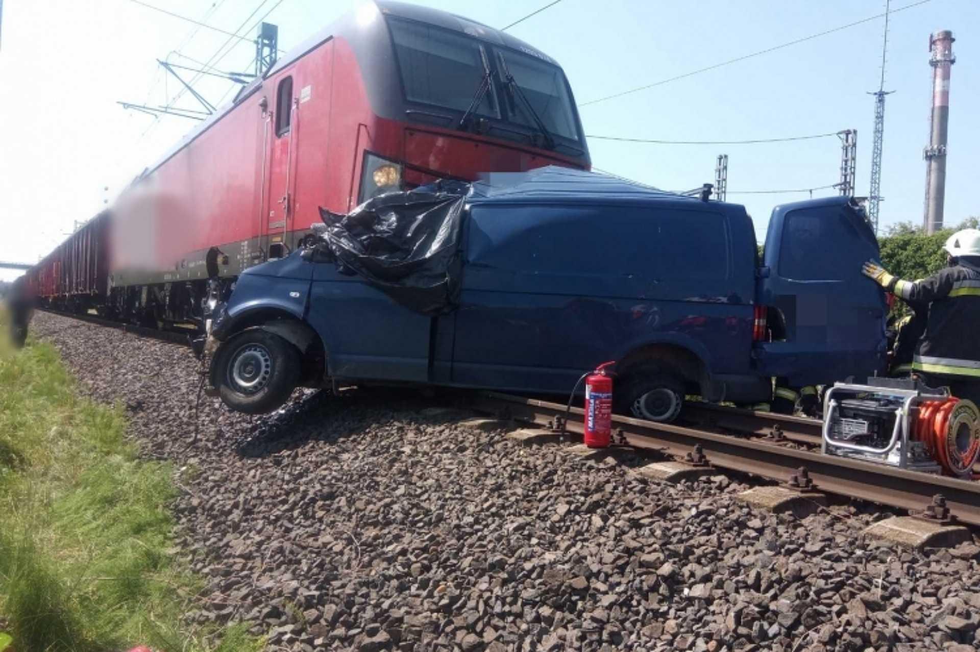 Vonatbaleset Sopron