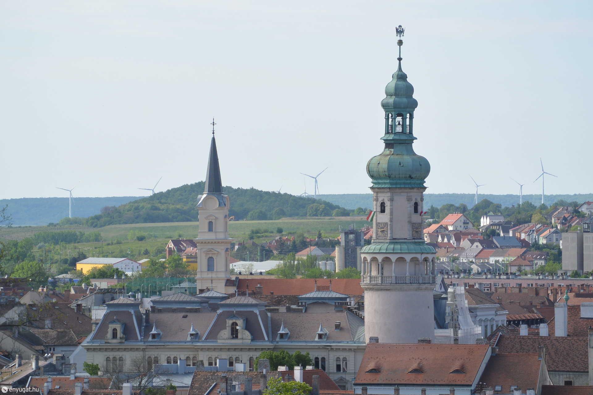 Tornyok a Bécsi-dombról