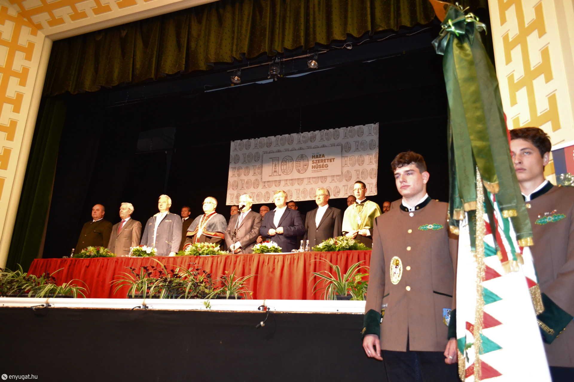 A Soproni Egyetemen 870 hallgató kezdi meg idén a tanulmányait.
