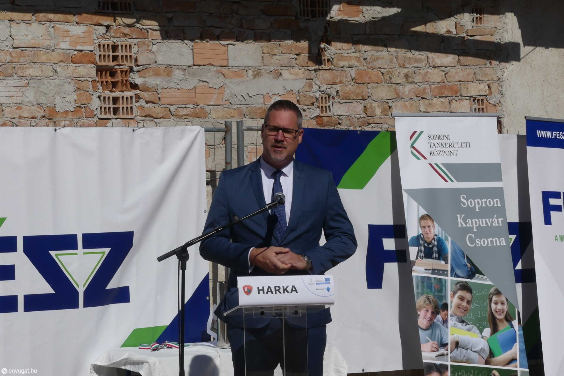 Duschanek Péter polgármester