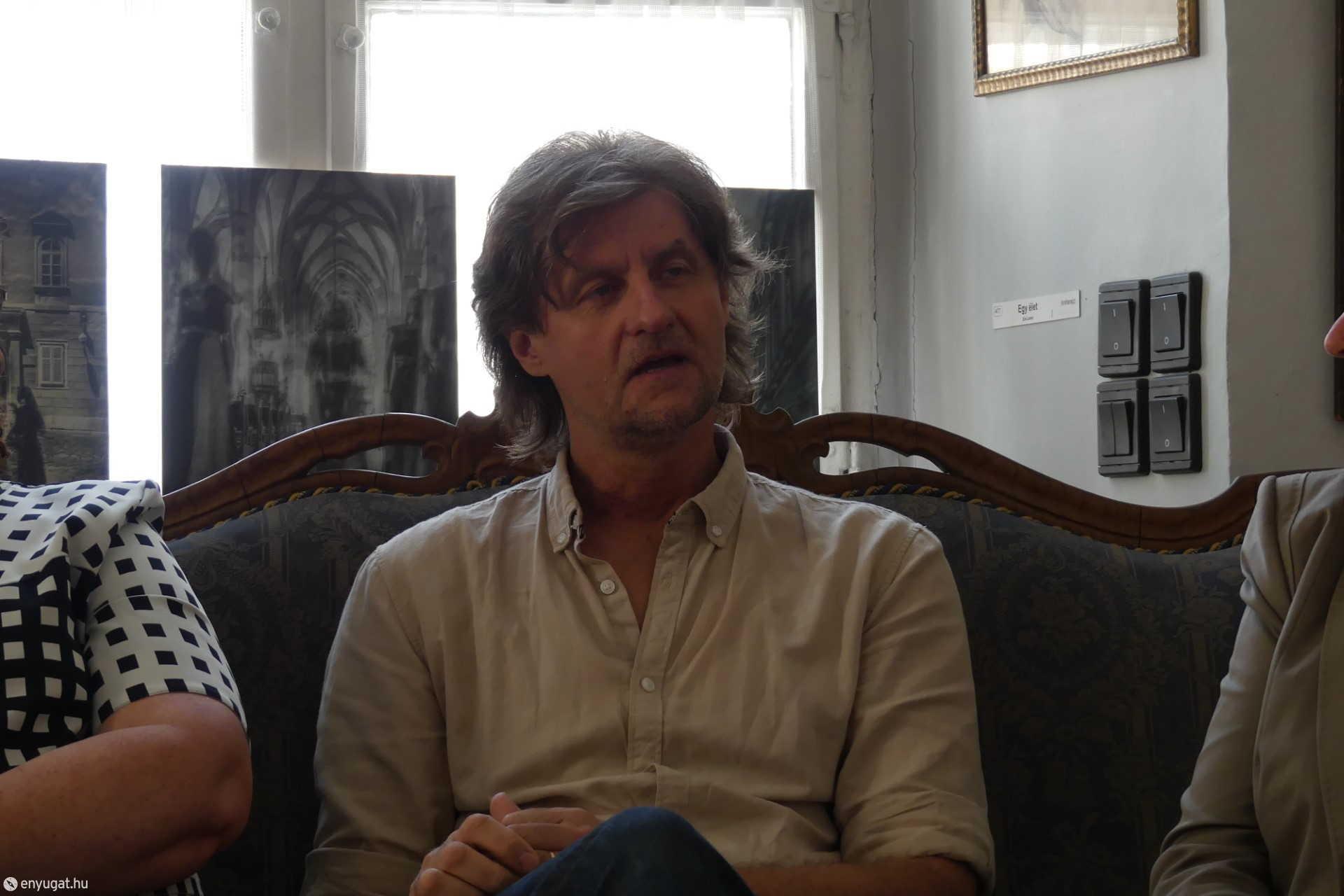 Tóth Imre, a Soproni Múzeum igazgatója