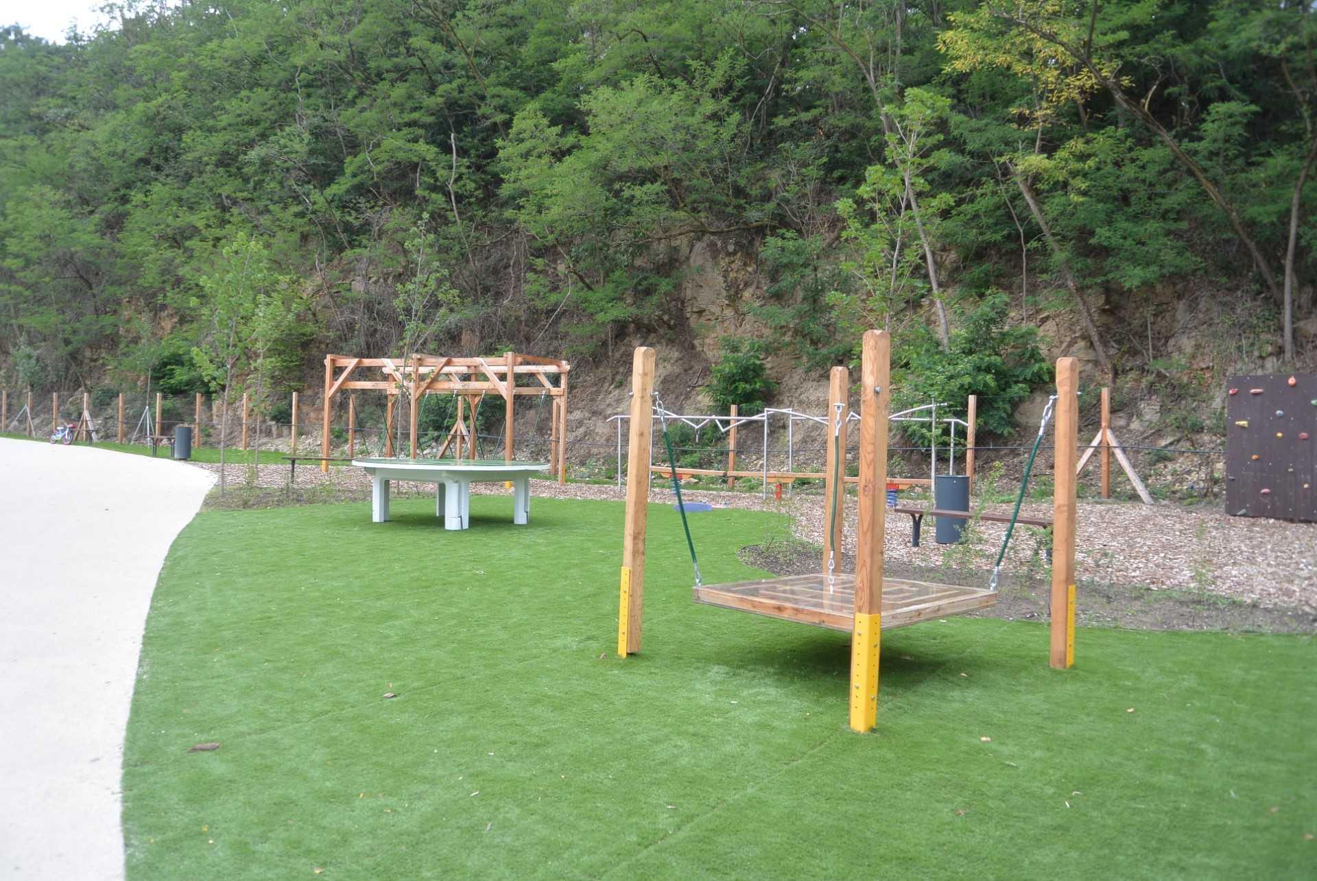 Alpin park Sopronban