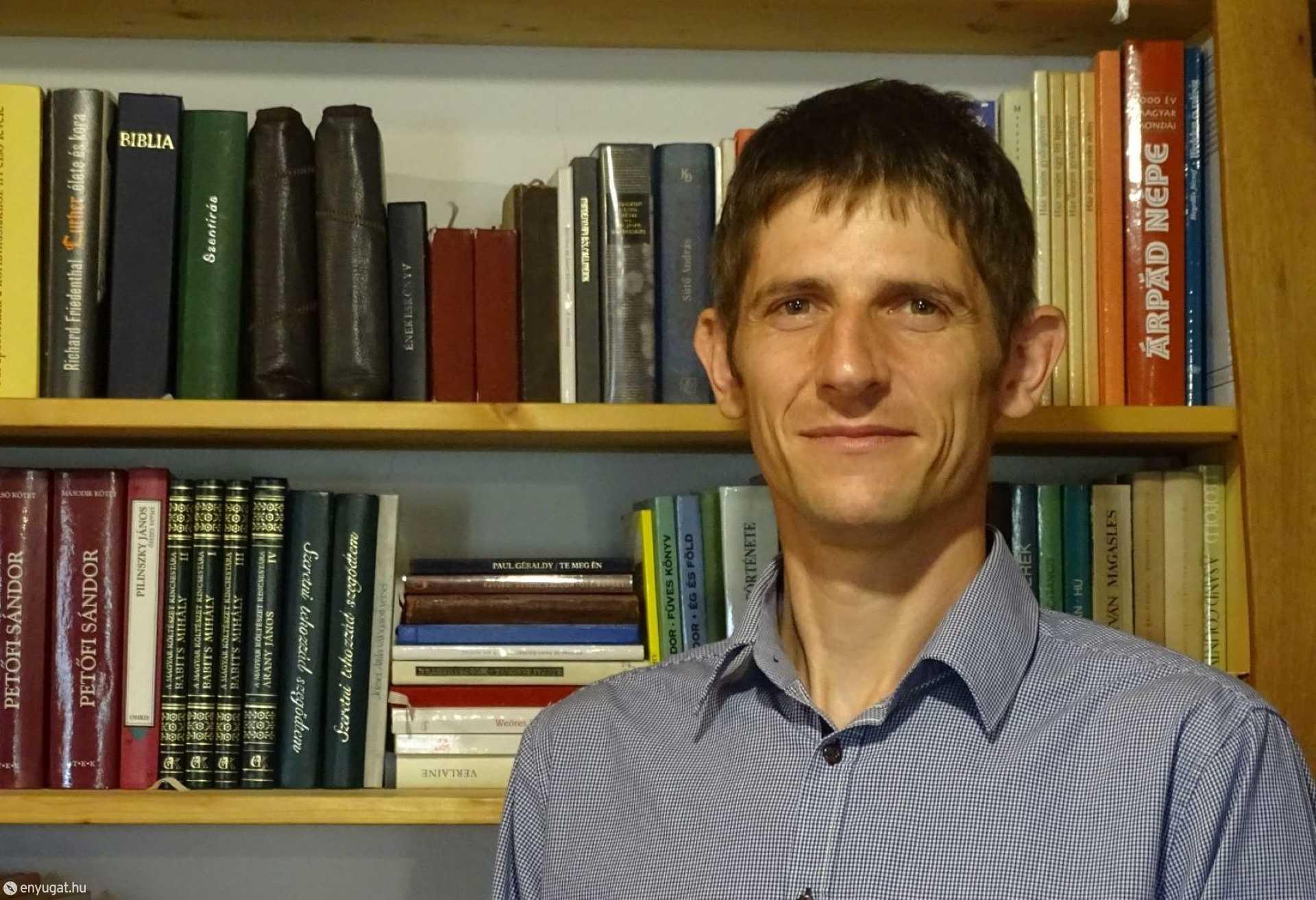 Raffai Balázs augusztus 16-tól lesz a Hunyadi-iskola igazgatója.