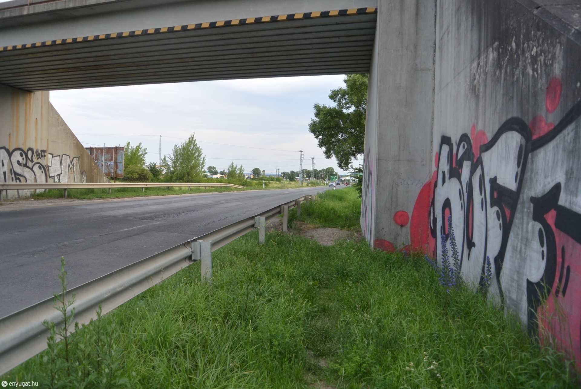 A szűk keresztmetszet: a vasúti híd