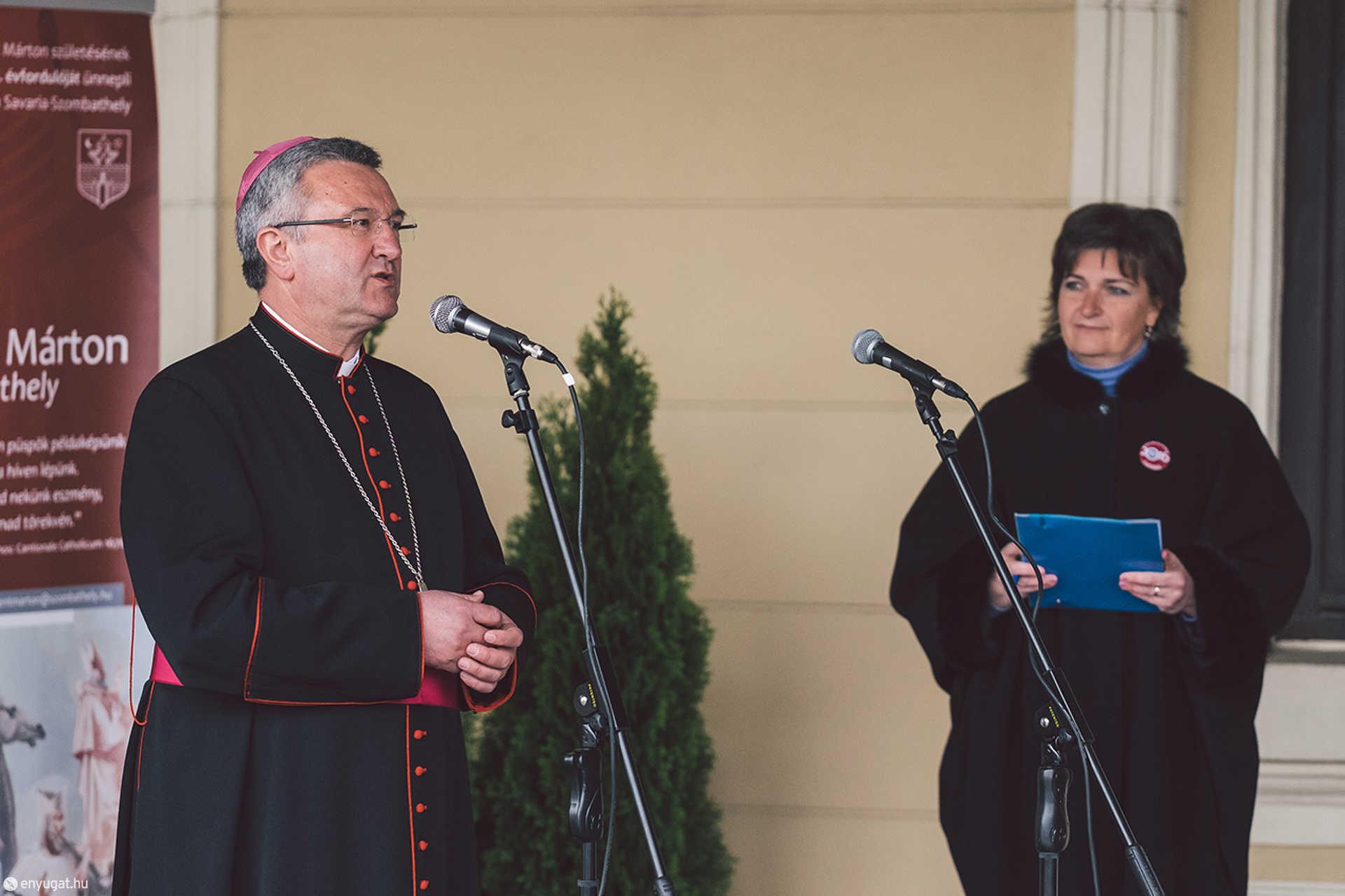 Veres András győri megyéspüspök