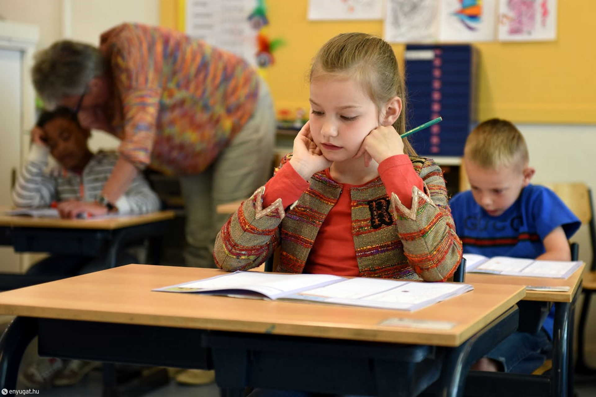 Van olyan szülő, aki szerint fontos, hogy a diákok járjanak közösségbe.