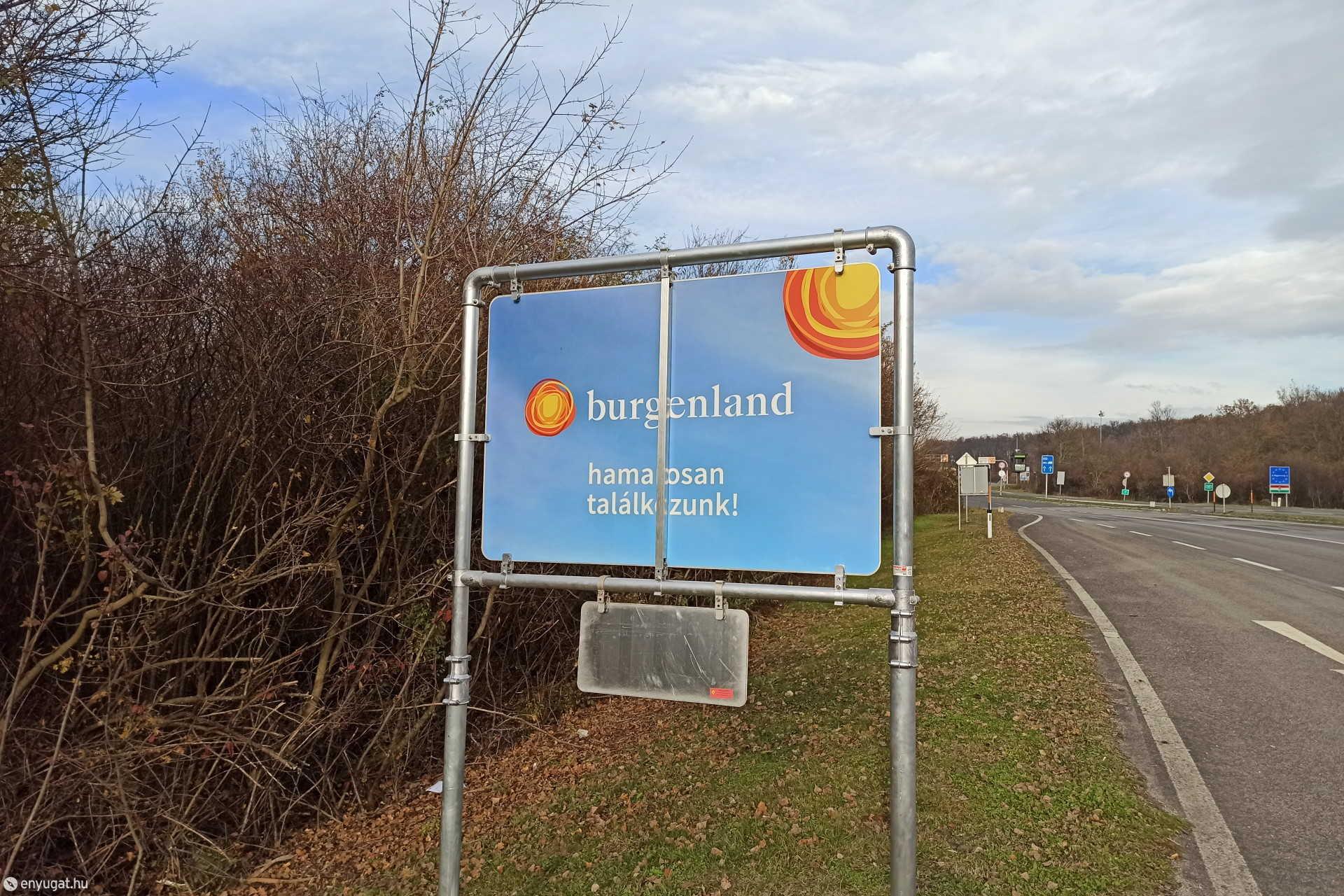 Burgenland: hamarosan találkozunk!