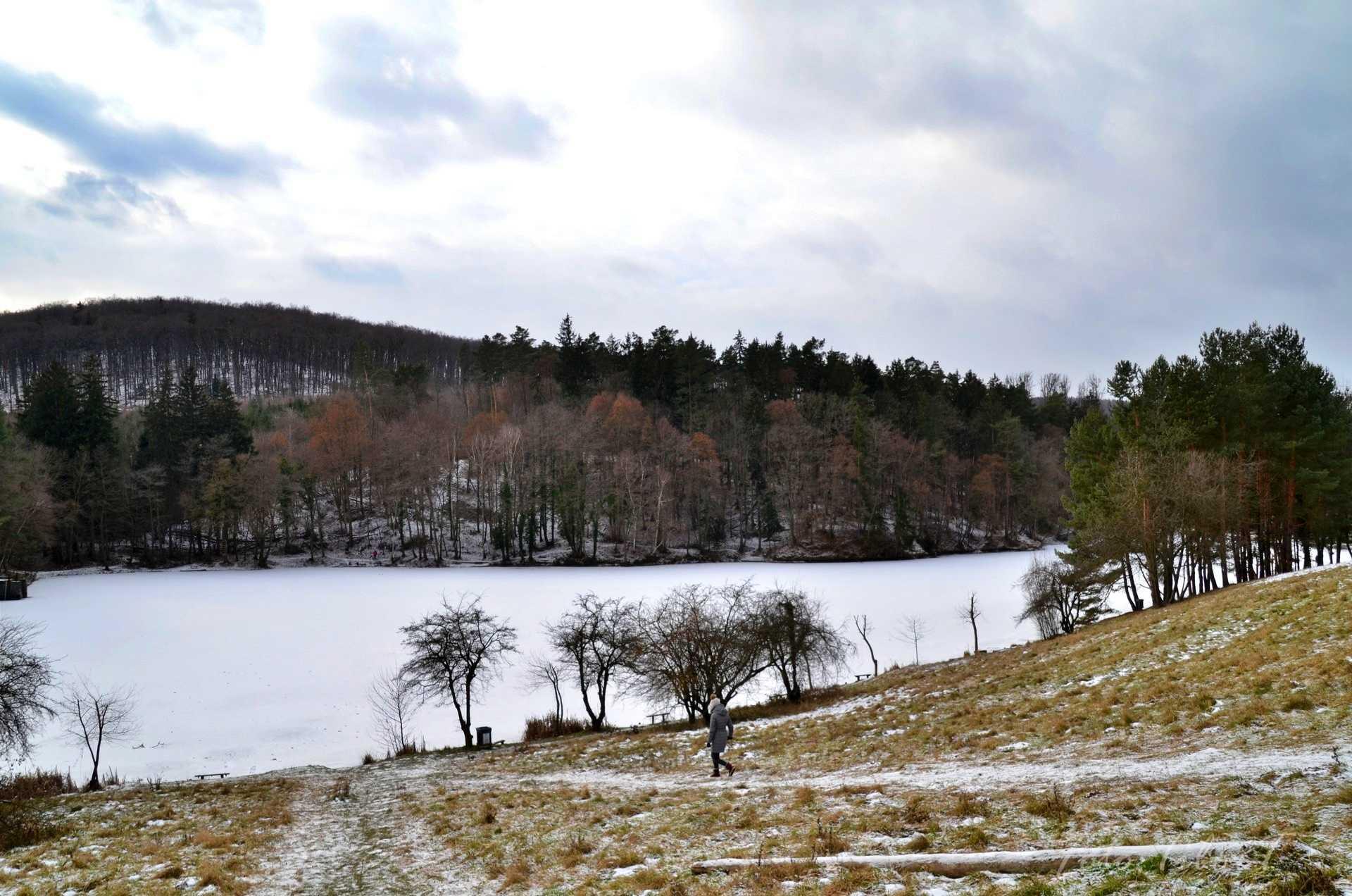 Fehér úti tó