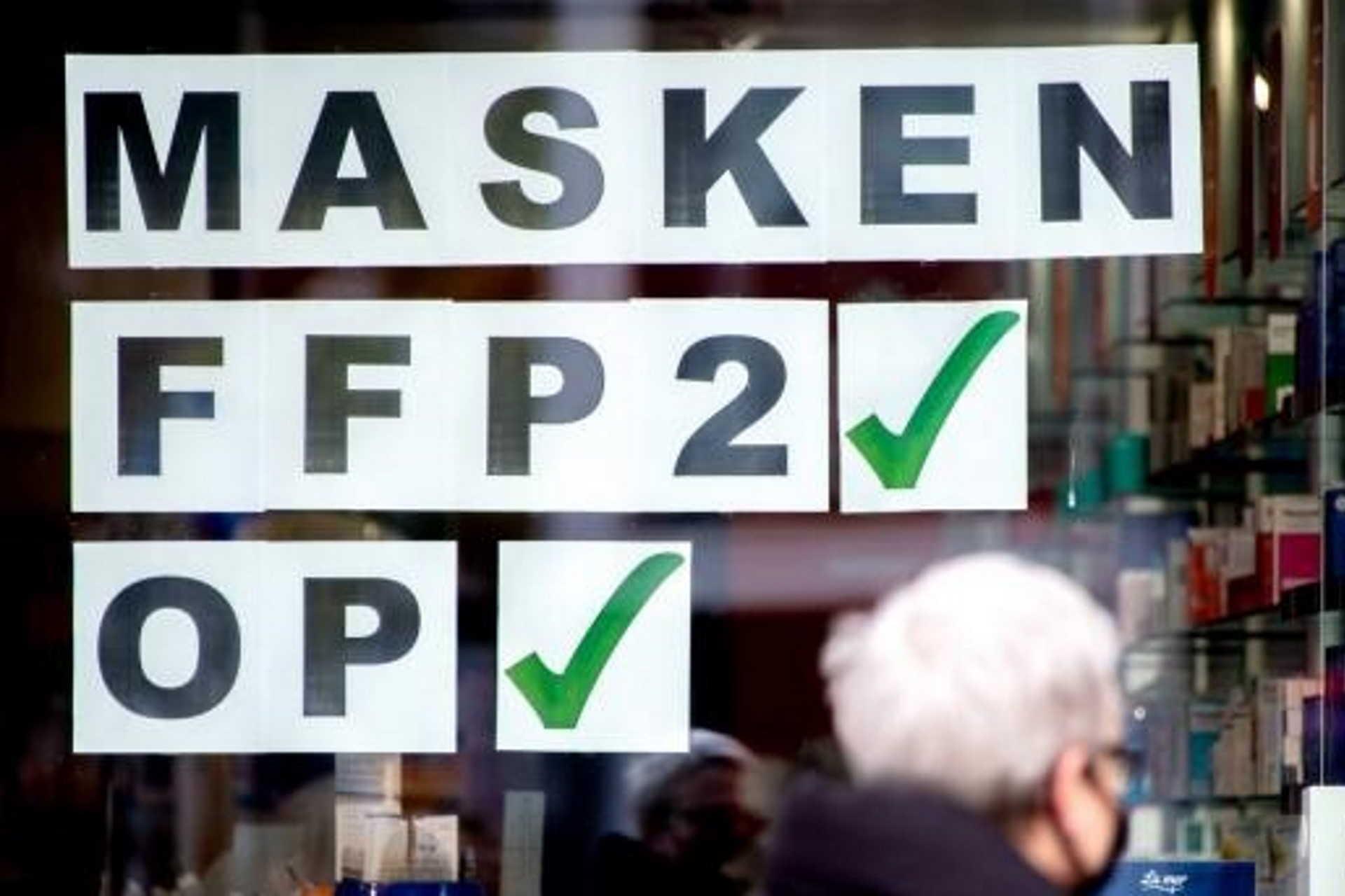 FFP2 maszk