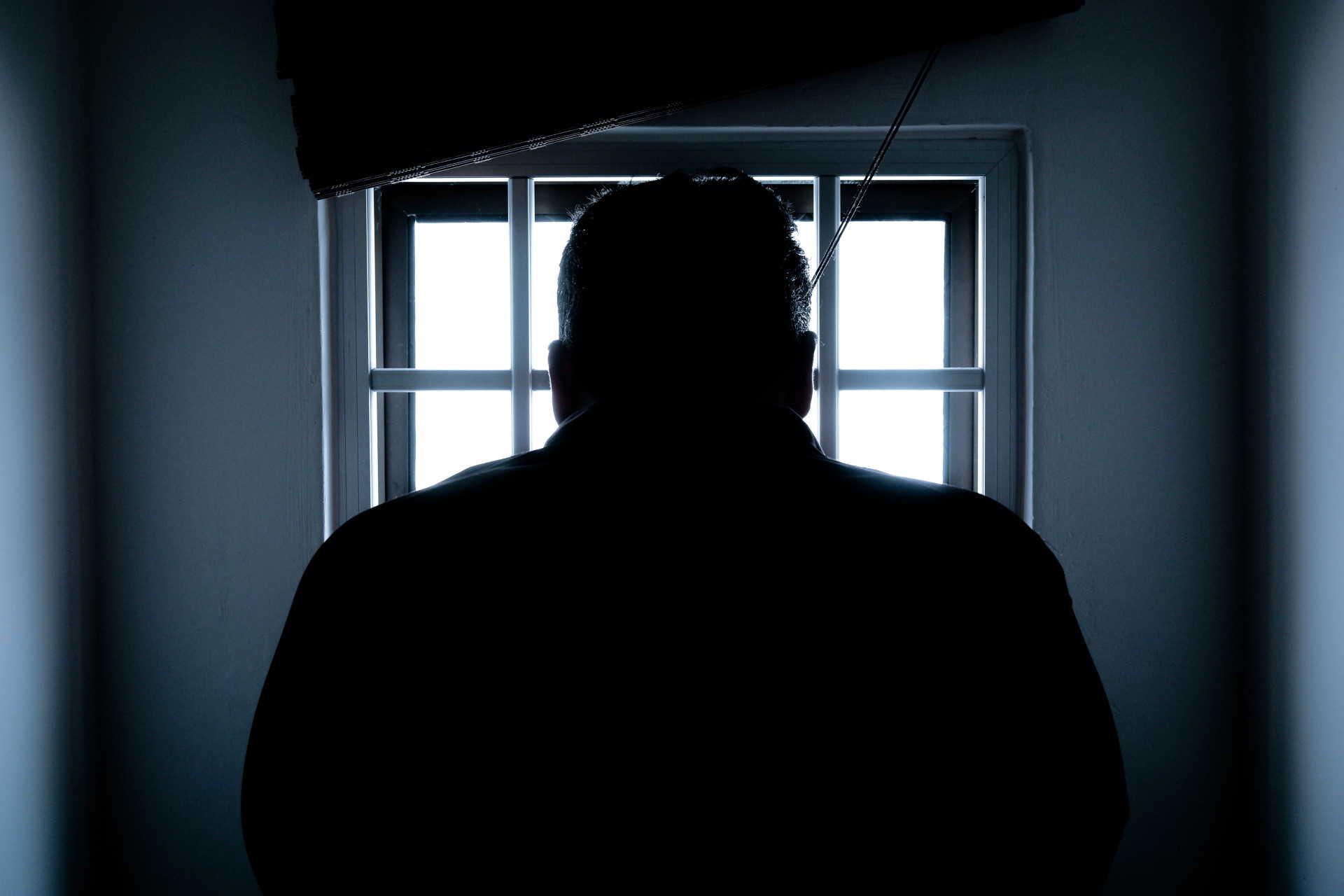 börtön, bűnöző, cukros bácsi