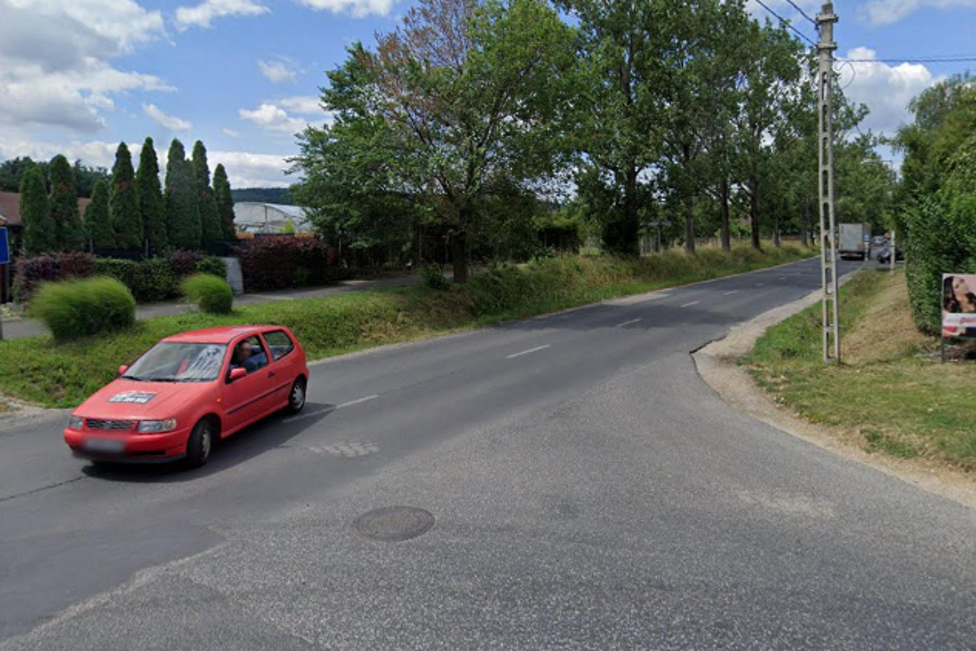 Sopron, Ágfalvi út Öntöde utca kerezsteződés