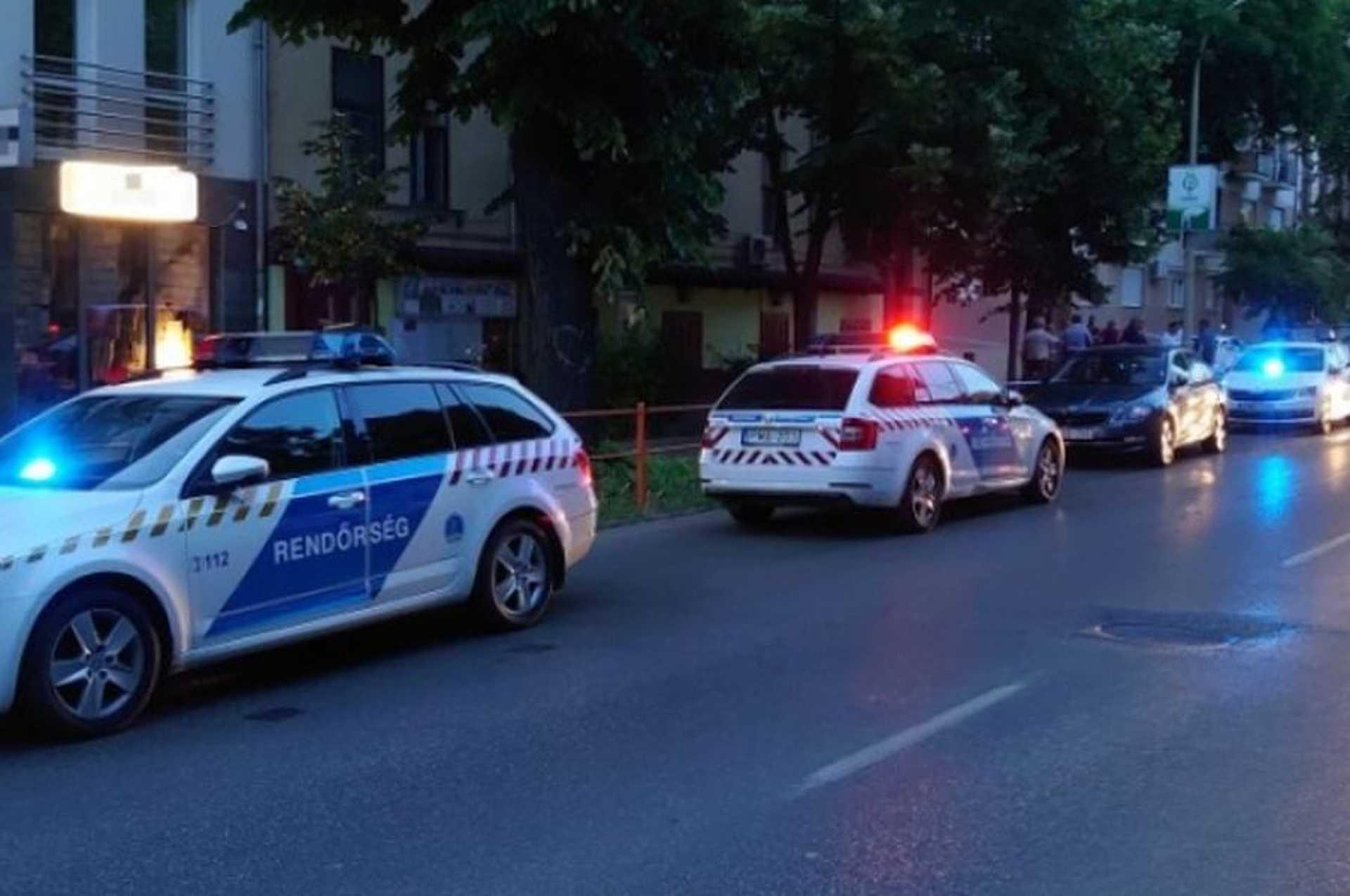 Szegedi gyilkosság, rendőrség