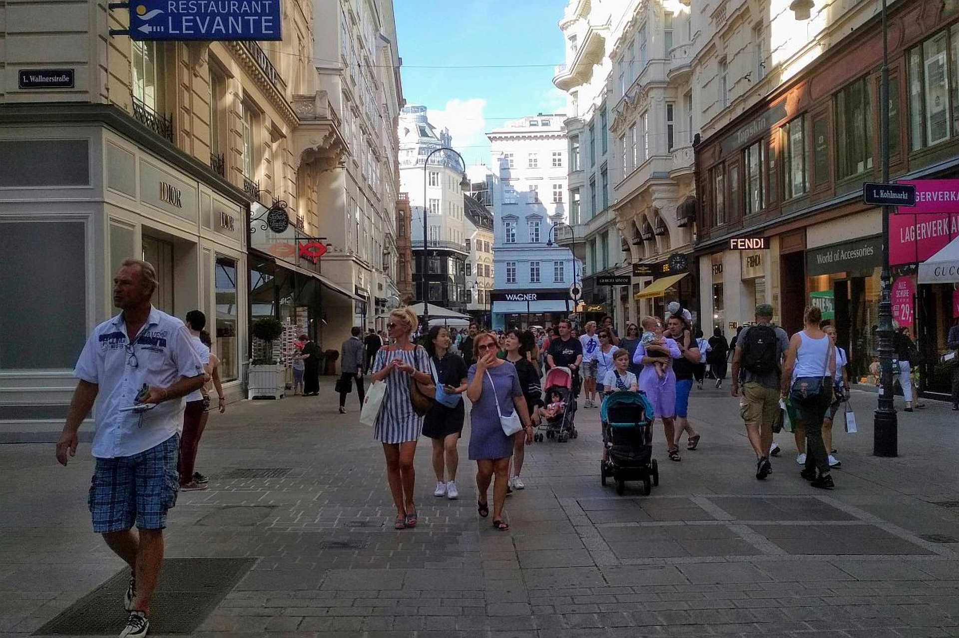 Bécs, belváros