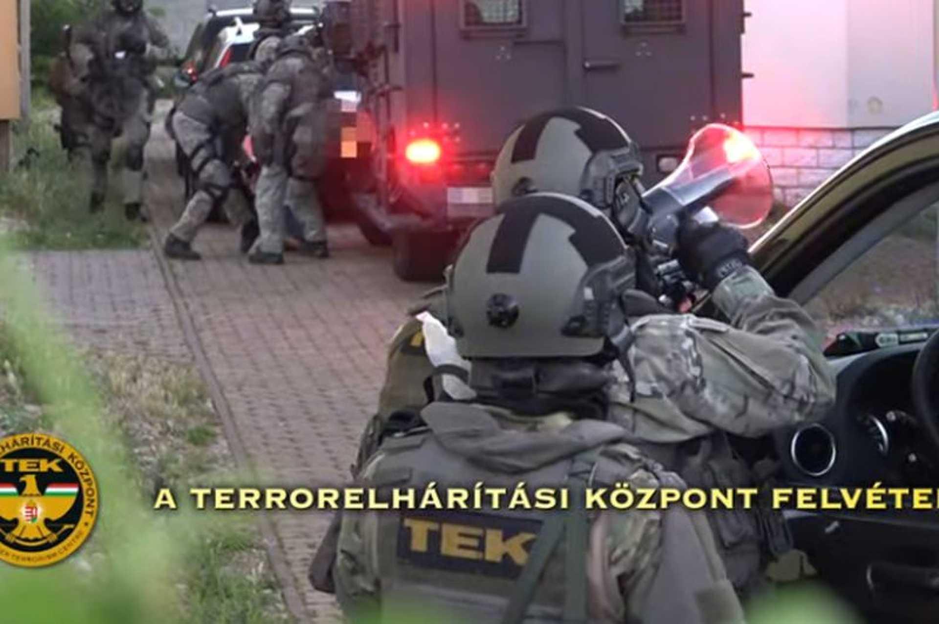 Összehangolt rendőrségi akció Nyugat-Magyarországon