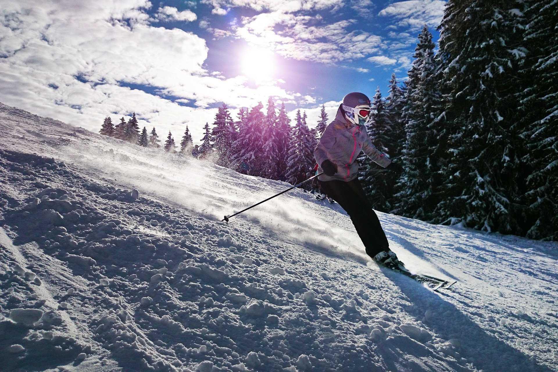 Sí, síelés, hó, tél hegyek, Alpok