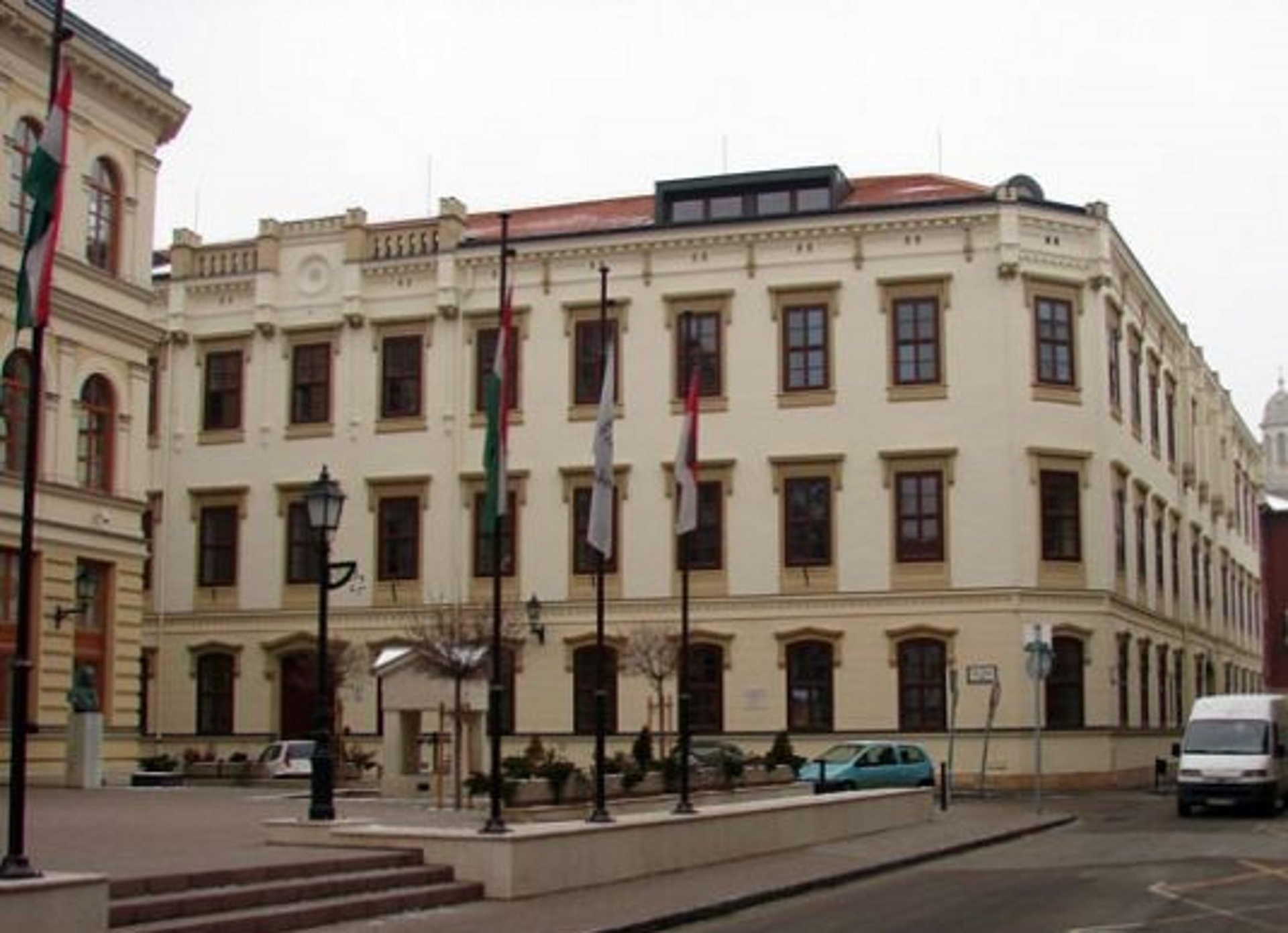 Széchenyi Gimnázium Sopron