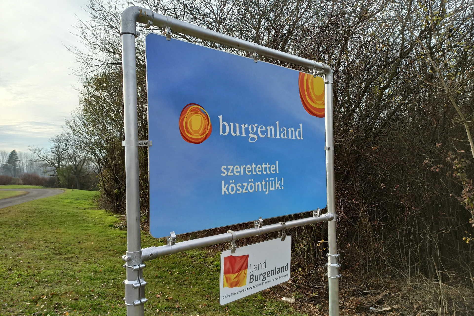 Burgenland: szeretettel köszöntjük!
