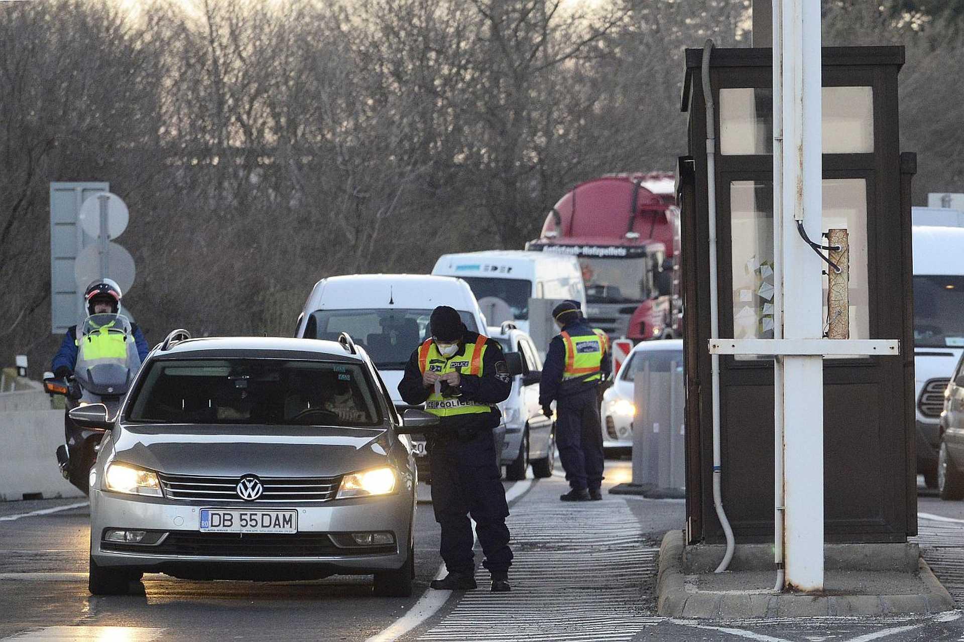 Osztrák magyar határ