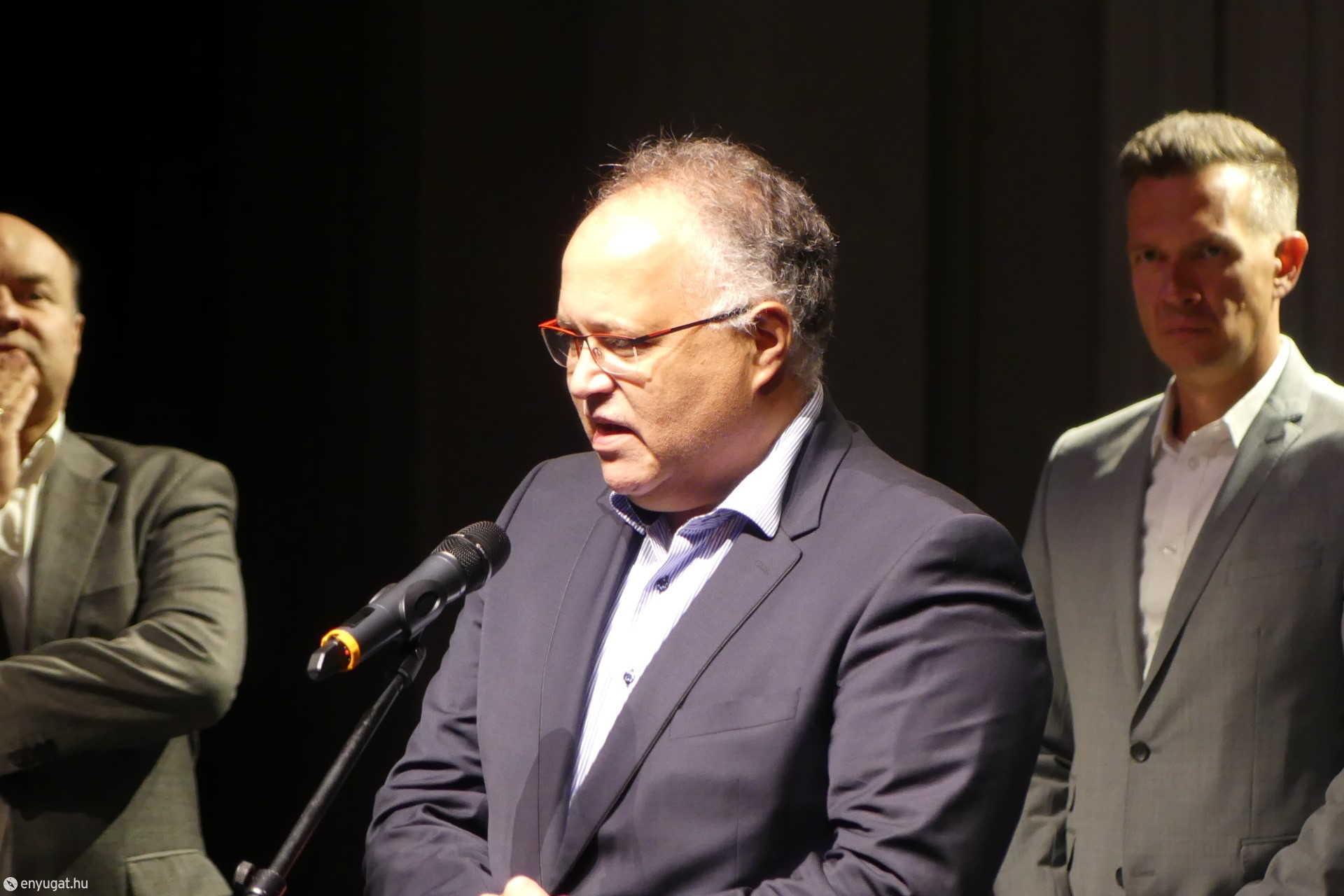Fábián Attila, a Soproni Egyetem rektora