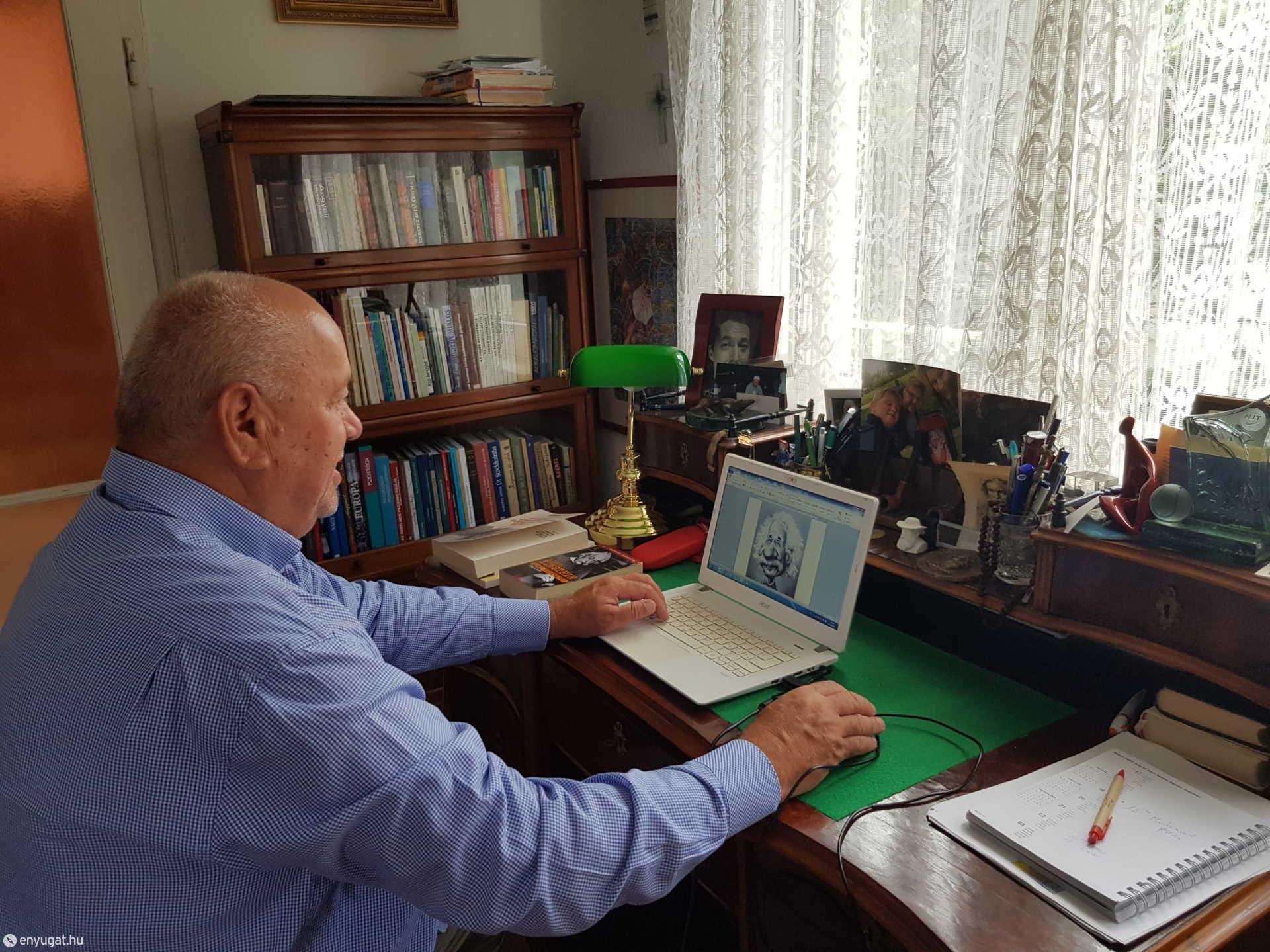 Horváth Ernő Zoltán az elfogadásról is üzen a könyvével.